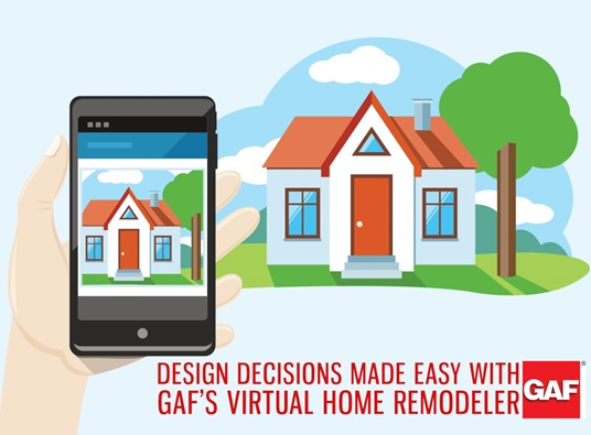 Design Decisions Made Easy With GAFs Virtual Home Remodeler - Virtual home remodeler