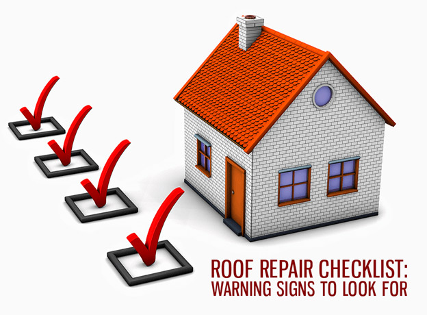 Roof Repair Checklist