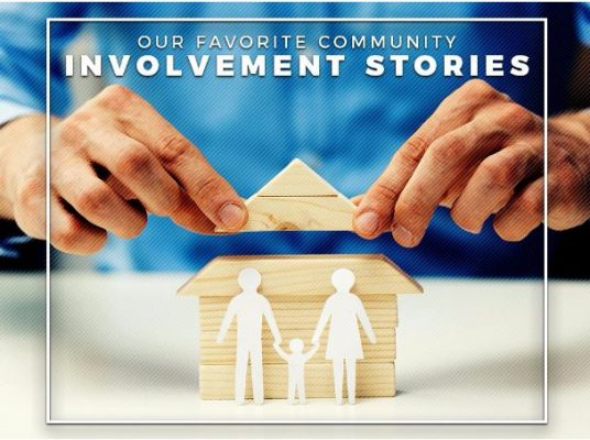 Our Favorite Community Involvement Stories