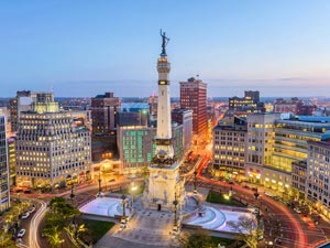Soldiers' and Sailors' Monument (Indianapolis)